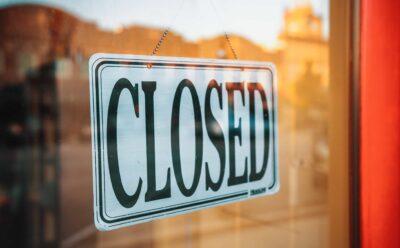 Uffici chiusi fino al 3 maggio 2020